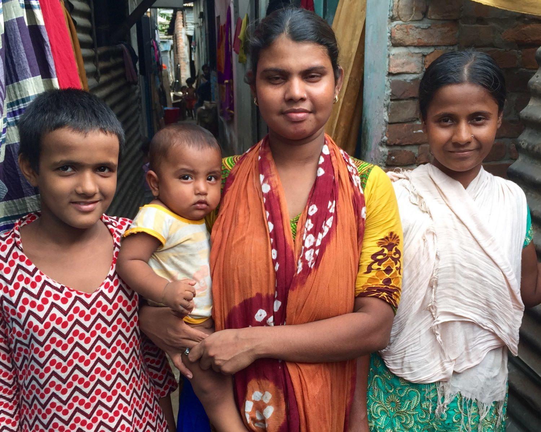 Studie OEV-122 -Fas I/II säkerthet- och immunsvarsstudie i Bangladesh (åldersgrupper ned till 6 månaders ålder)