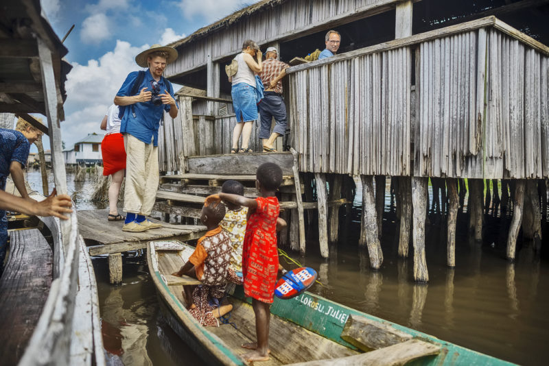 Studie OEV-123 – Fas IIb Säkerhet, diagnostisk metodutvärdering och estimerad vaccineffektivitet i resenärer till Benin