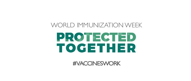 The science is clear – let us highlight and support 'World Immunization Week'