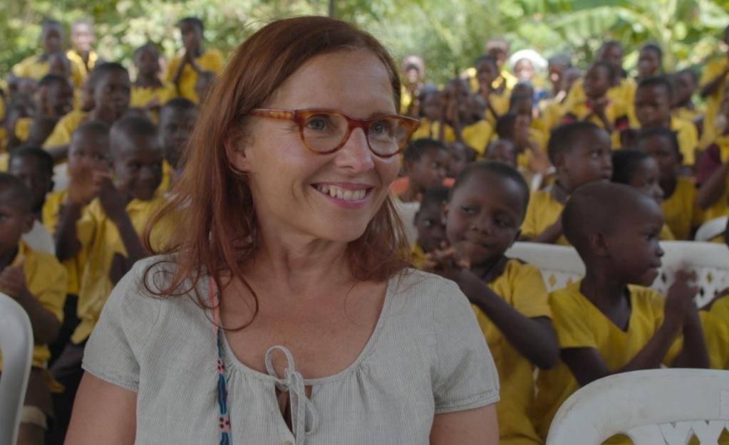 Scandinavian Biopharmas kliniska fas IIb-studie i Benin har blivit dokumentärfilm